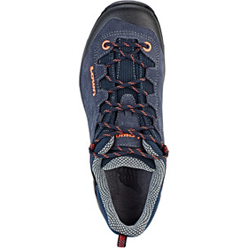 Lowa Sassa GTX Low Shoes Damen navy/peach